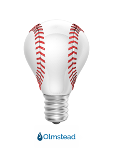 baseball lightbulb - olmst